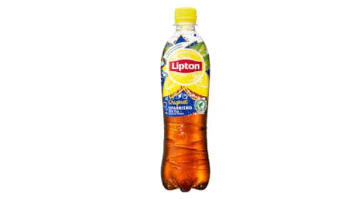 La marque Lipton Ice Tea propose désormais des bouteilles 100% plastique recyclé