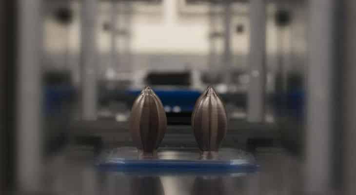 Barry Callebaut ouvre le premier studio d'impression 3D en chocolat