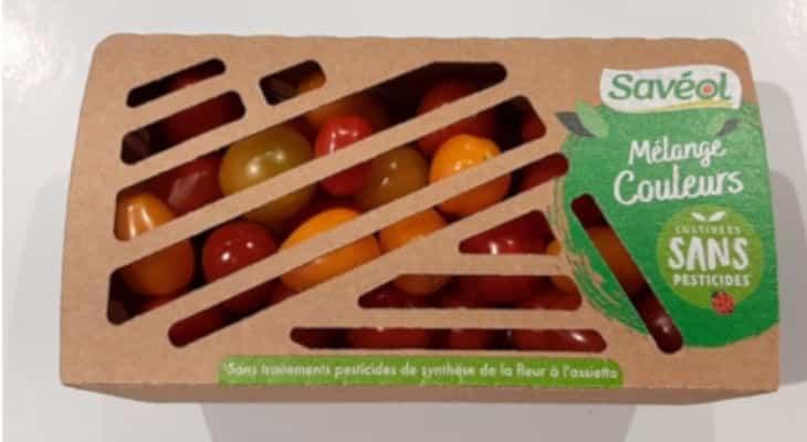 Savéol et ETpack lancent une gamme d'emballages 100% carton en mai