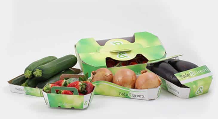 Alternatives aux emballages plastiques : Smurfit Kappa lance une nouvelle gamme d'emballages en carton ondulé pour les fruits et légumes