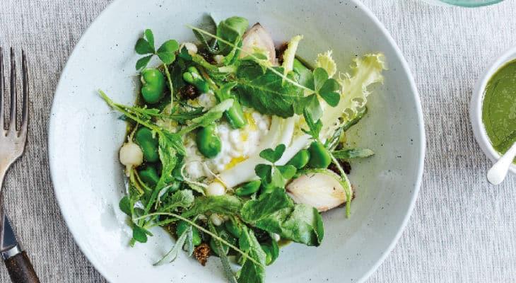Restauration et pâtisserie : Upfield lance une une alternative végétale et sans allergène