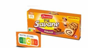 Jacquet-Brossard affiche le Nutri-Score sur l'ensemble de ses produits