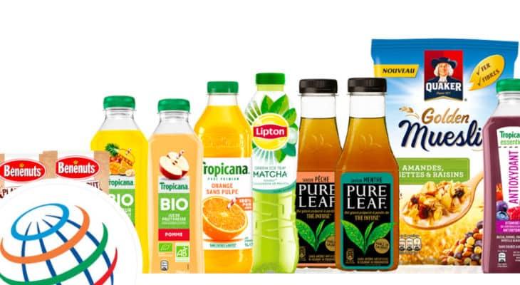 PepsiCo France s'engage à réduire de 16% ses émissions de CO2 d'ici 2022