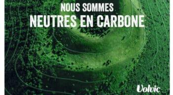 Volvic rejoint BCorp et obtient la certification «Neutre en carbone»