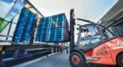 Logistique durable : Easydis et Chep optimisent leurs flux transport