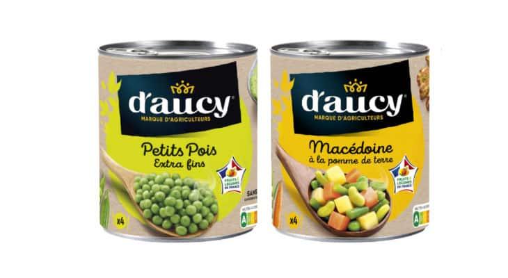 D'aucy revoit ses packagings et affirme son Made in France