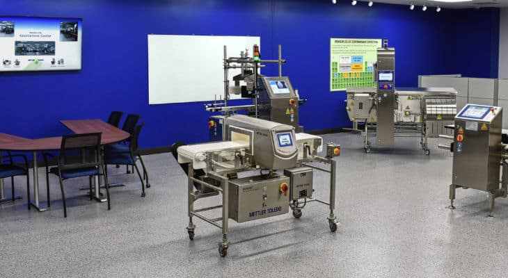 Résoudre les défis complexes de l'inspection des aliments avec les centres de test de Mettler Toledo