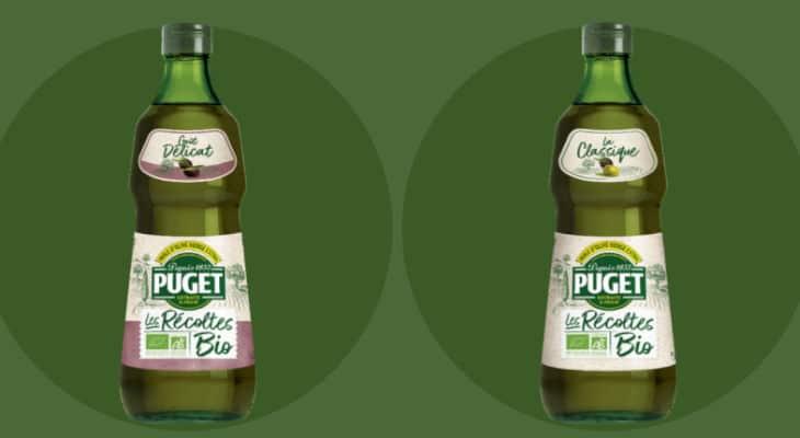 Puget étend son offre d'huile Bio