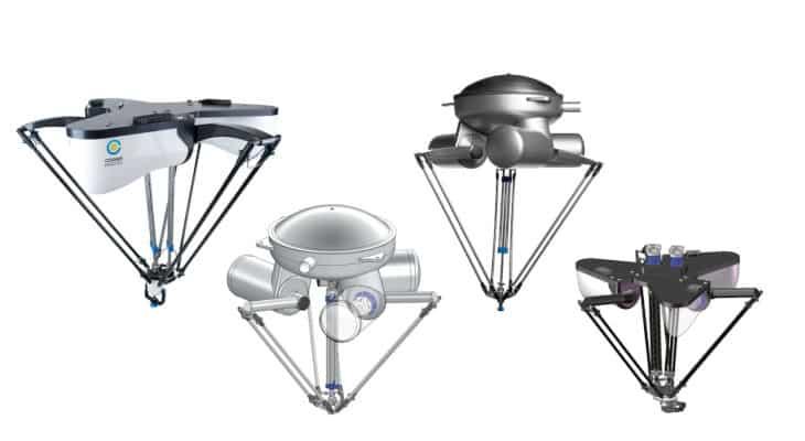 ABB fait l'acquisition de Codian et étend ainsi ses gammes de robots ultra-rapides