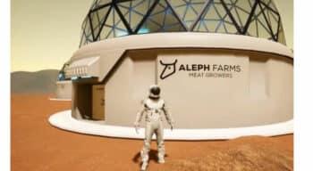 Aleph Farms veut faire pousser des steaks dans l'espace