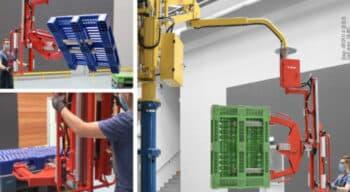 Manutention et logistique : Dalmec annonce un nouveau manipulateur de palettes