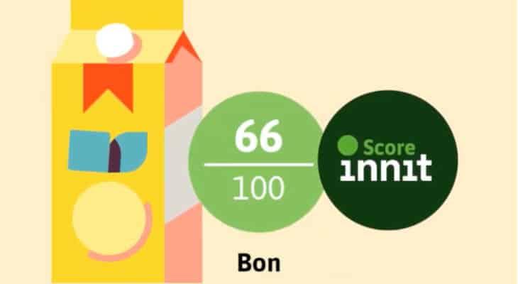 Carrefour lance un score nutritionnel personnalisé Innit
