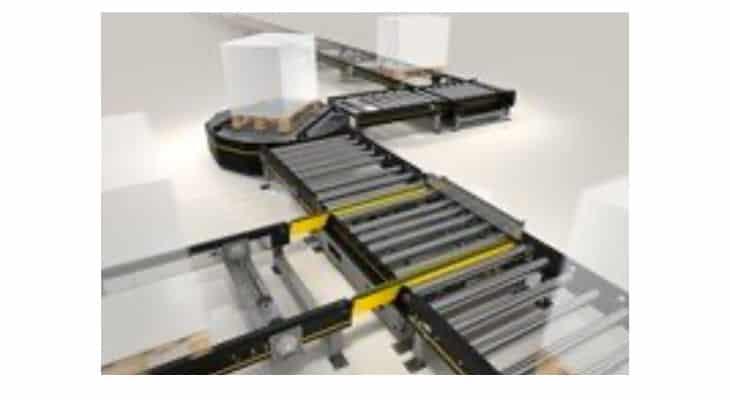 Manutention : Interroll lance une plateforme modulaire pour le convoyage de palettes
