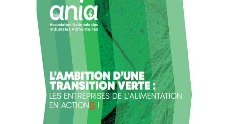 Un manifeste vert pour une transition écologique des entreprises de l'alimentaire