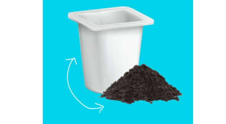 Emballage : La solution de la Start-up Carbiolice certifiée «OK compost HOME»