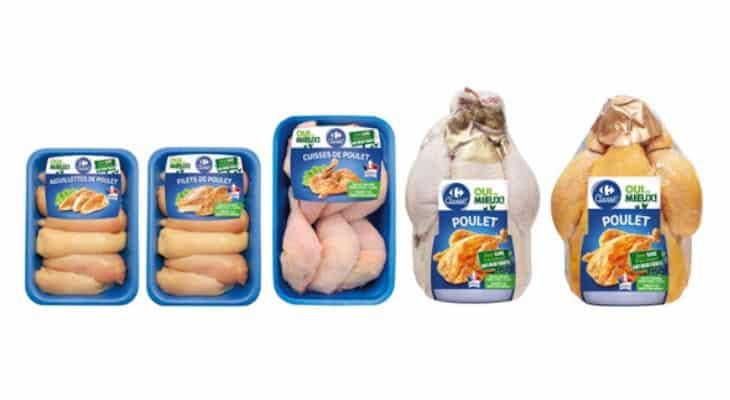 Bien-être animal : Carrefour affiche son score