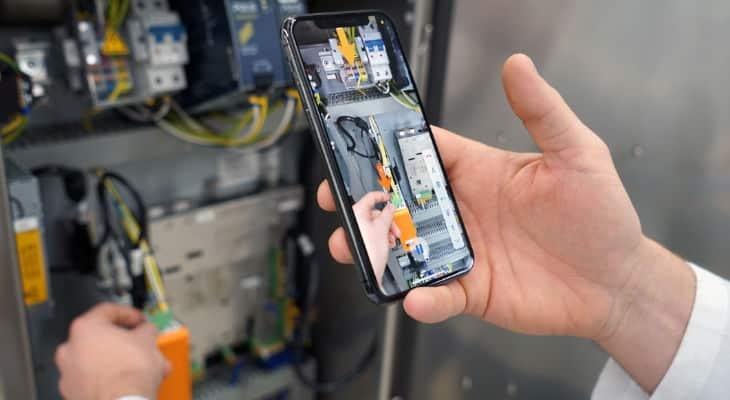 Inspection : Mettler Toledo lance un support technique en réalité augmentée