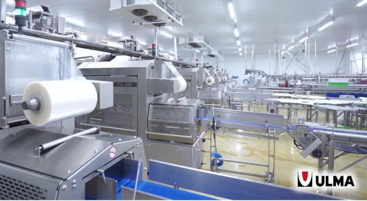 ULMA Packaging modernise l'usine de production BRD