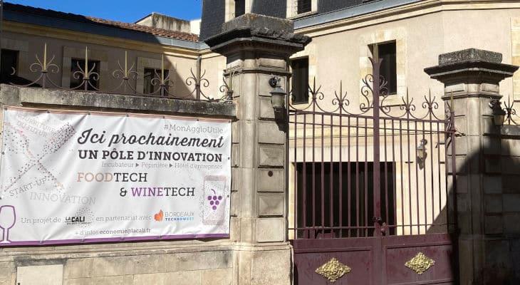 Bordeaux Technowest ouvre un incubateur WineTech et FoodTech à Libourne