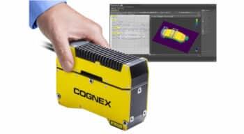 Inspection : Cognex lance un système de vision 3D