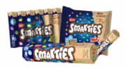 Nestlé annonce la refonte du packaging Smarties et l'habille d'emballages en papier recyclable