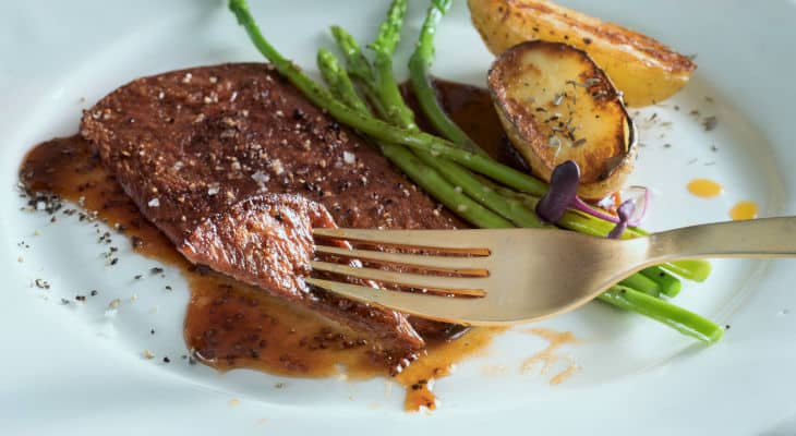 Foodtech : Aleph Farms et The Technion révèlent le premier steak de faux-filet cultivé