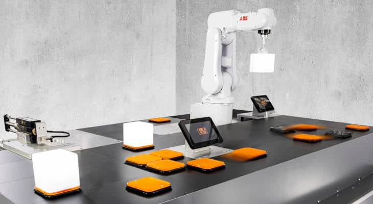 B&R fait entrer la production dans une nouvelle ère avec son système Acopos 6D