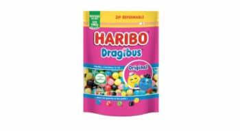 Emballage : Haribo lance le doypack recyclable sur le marché de la confiserie