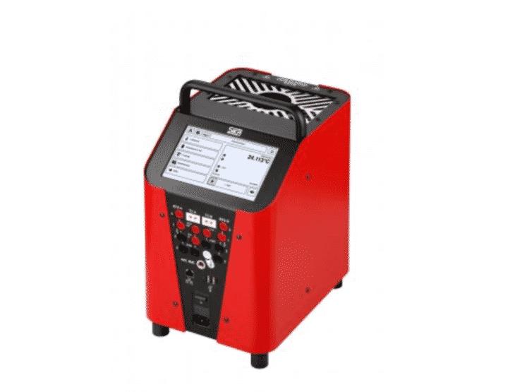 Sika accélère le processus de vérification des sondes de température avec ses nouveaux calibrateurs portables