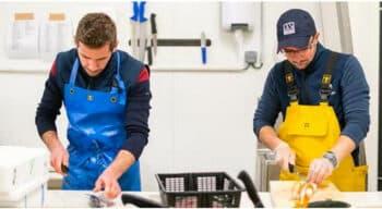 Avec Le Coin du Marin, Ô'Poisson souhaite proposer plus de produits issus de la pêche française