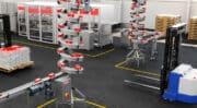 Flexlink annonce la sortie d'une nouvelle version du convoyeur spiralé