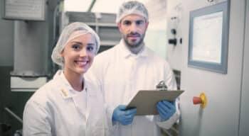 Sécurité alimentaire : Optimisez vos processus de lubrification !