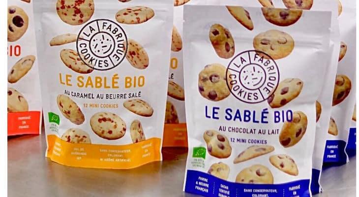 La Fabrique Cookies se lance sur le marché de l'épicerie fine