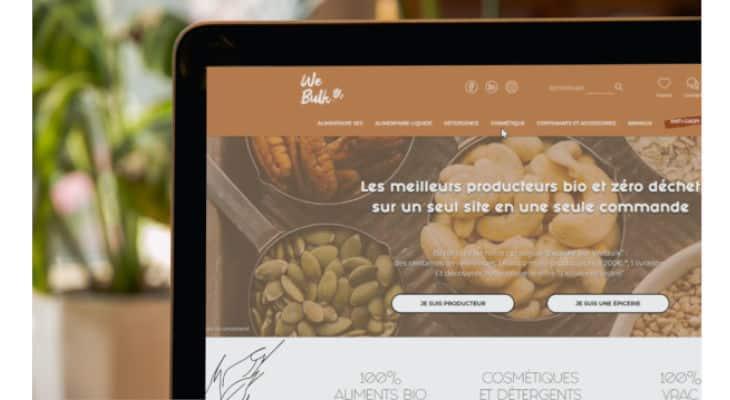 Le vrac se digitalise avec la startup WeBulk