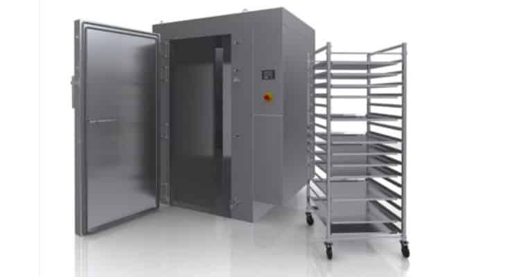 Production durable : Air Products innove avec la surgélation cryogénique nouvelle génération