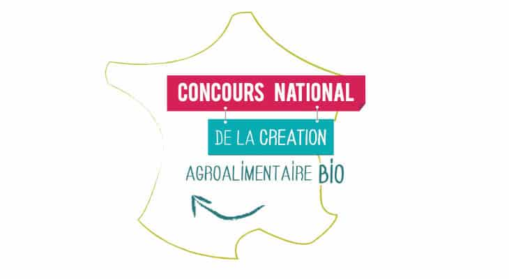Découvrez les 10 nominés du Concours National de la Création Agroalimentaire Bio