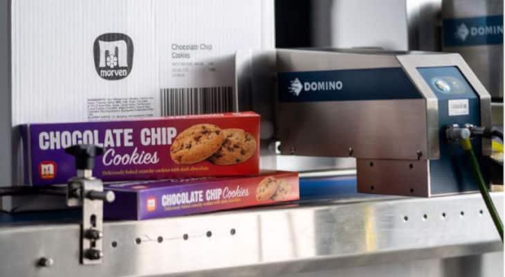 Pour l'impression sur emballages secondaires, Domino lance une nouvelle solution jet d'encre