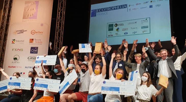 Innovation alimentaire : Découvrez les lauréats d'Ecotrophelia