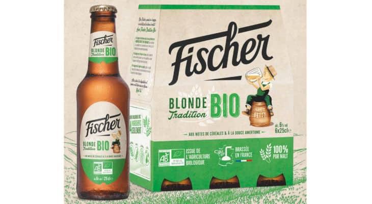 Fischer investit le segment du bio et lance sa première référence
