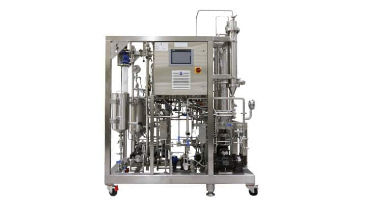 R&D : Flavourtech lance sa petite unité de récupération d'arôme SCC100