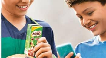 60% du portefeuille d'aliments de Nestlé ne serait pas sain