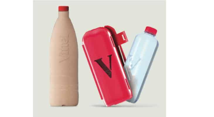 Vittel accélère sur les emballages recyclés et lance deux innovations