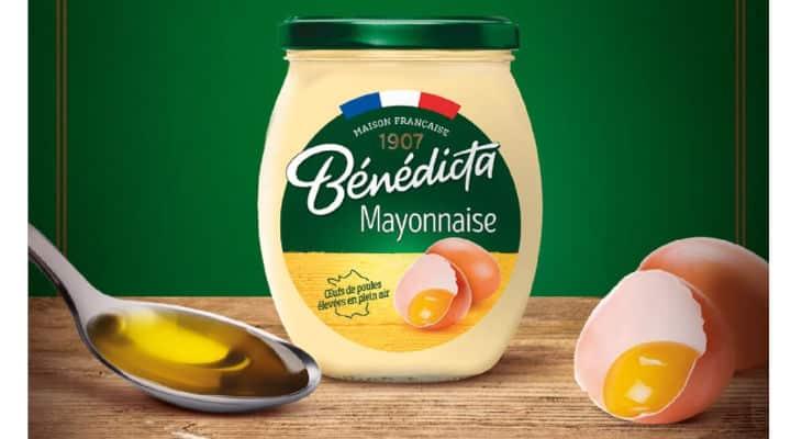 Bénédicta relocalise les ingrédients clés de sa mayonnaise