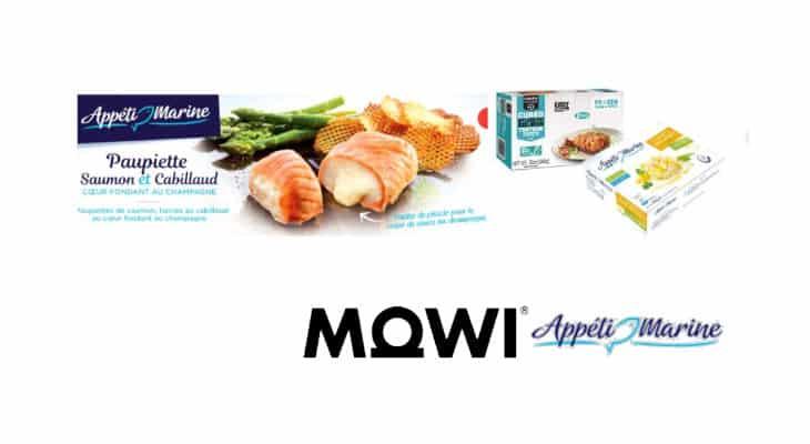 Mowi ASA cède sa filiale Mowi Dunkerque Appéti Marine au groupe Sofipêche