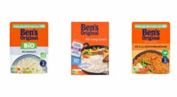 Mars Food annonce l'arrivée en France des produits Ben's Original