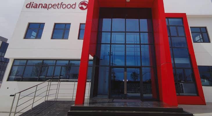 Diana Pet Food ouvre une usine de pointe en Chine