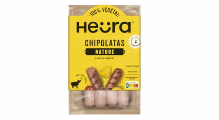 La start-up espagnole Heura s'ancre un peu plus dans le marché français