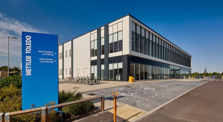 Inspection : Pour l'ouverture de son nouveau centre d'essais, Mettler-Toledo organise des journées portes-ouvertes