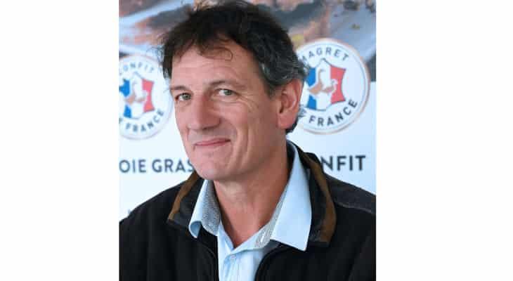 Éric Dumas, élu à la présidence du CIFOG pour représenter la filière du Foie gras