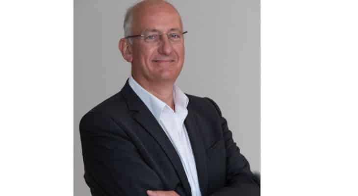 Éric Forin, nouveau président de Syndilait
